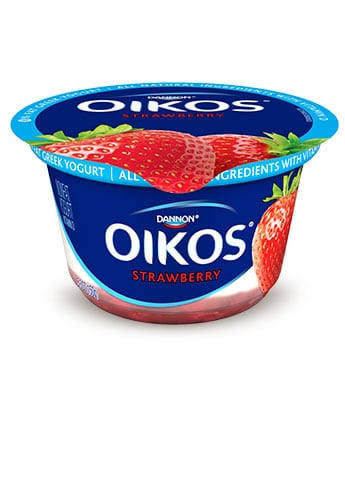 Dannon Oikos Strawberry